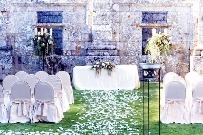 Flores para bodas civiles 16