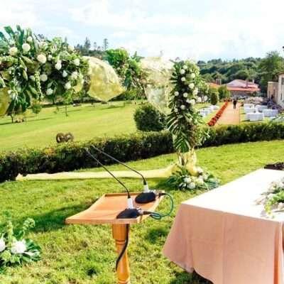 Flores para bodas civiles 19