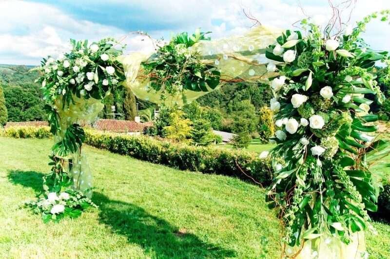 Flores para bodas civiles 18