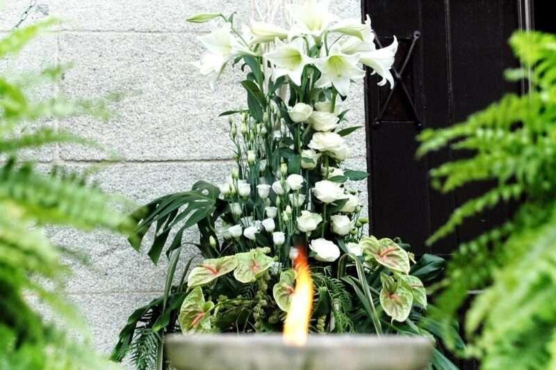 Flores para bodas civiles 23