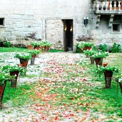 Flores para bodas civiles 4