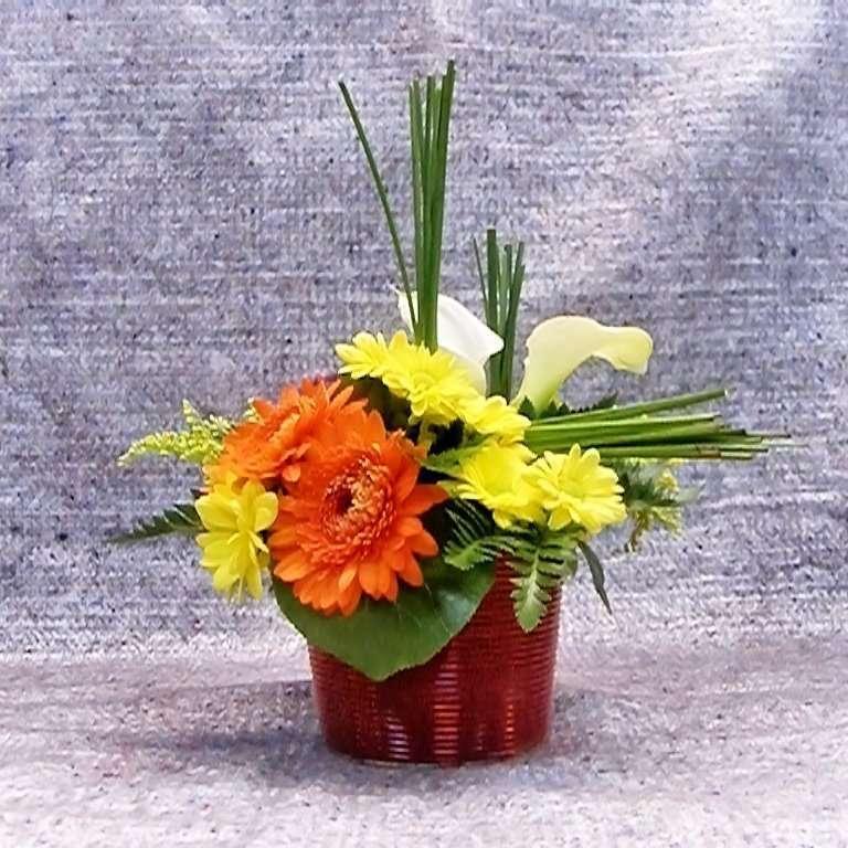 Flores de agradecimiento y regalo 21