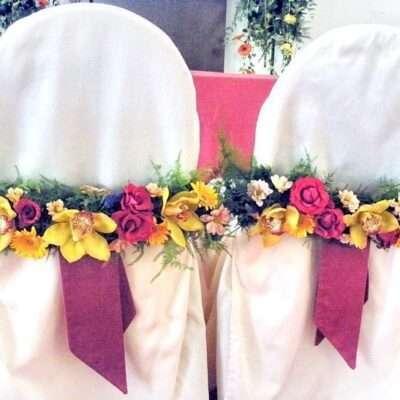 Flores para bodas civiles 6