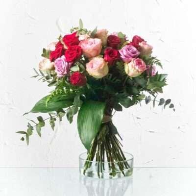 Ramos de flores para acompañante 17