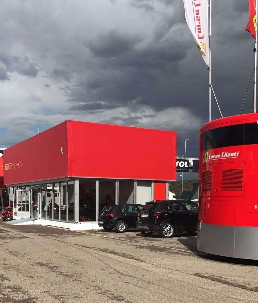 Corse clienti Ferrari