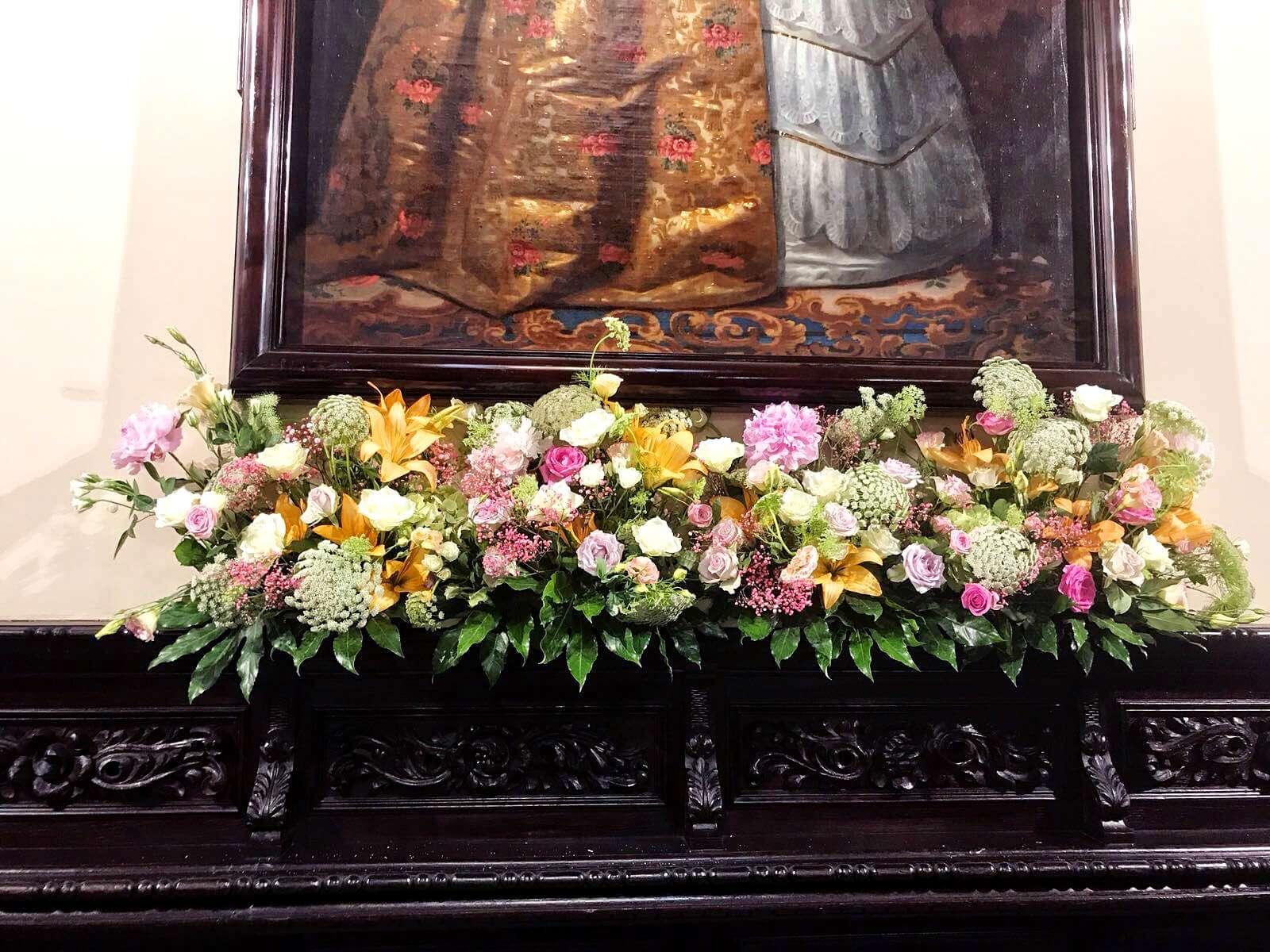 Flores para boda civil en Valencia