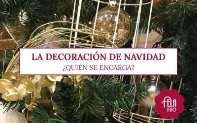 Decoración de Navidad para oficinas y empresas