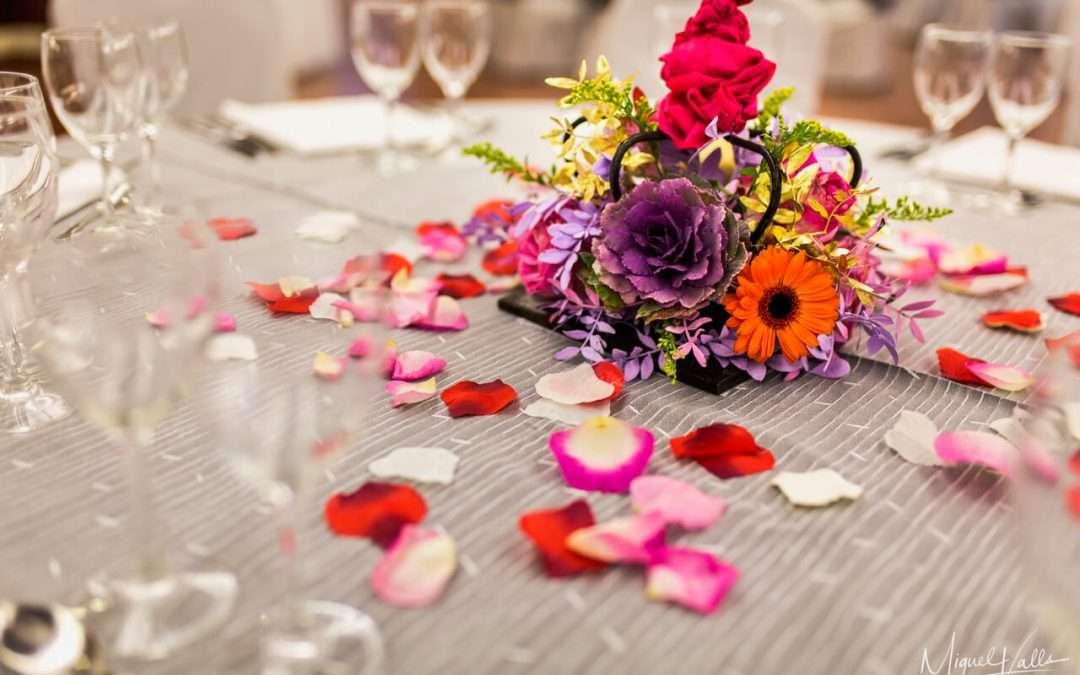 Boda hindú: decoración para una boda especial