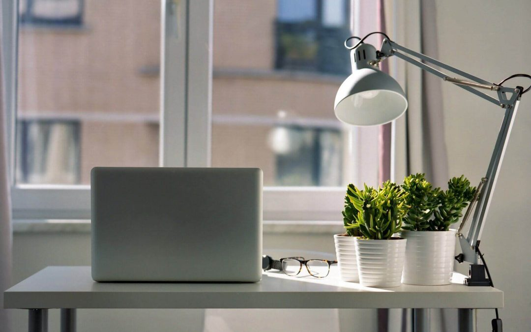 Teletrabajo: Cómo decorar la oficina en casa