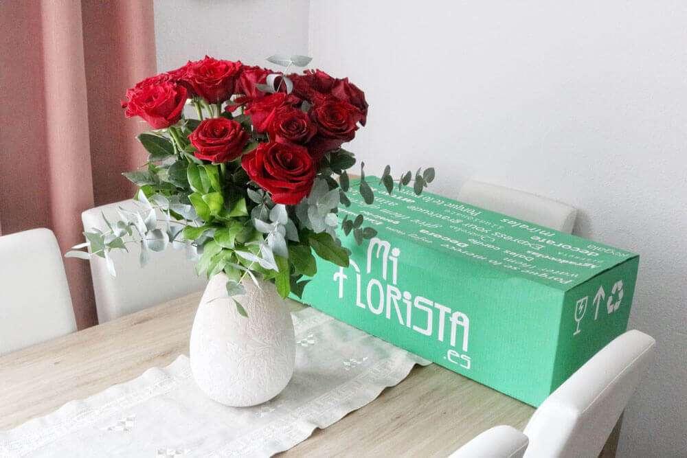 Flores por suscripcion - FlowerBox by Mi Florista